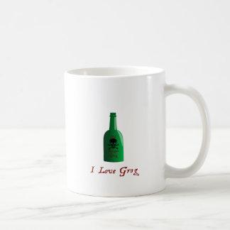 I love Grog! Mugs