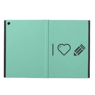 I Love Gross Similars iPad Air Cases