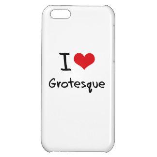 I Love Grotesque iPhone 5C Case