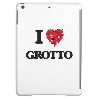 I Love Grotto iPad Air Cases