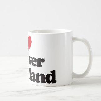 I Love Grover Cleveland Coffee Mug