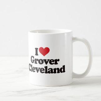 I Love Grover Cleveland Mug