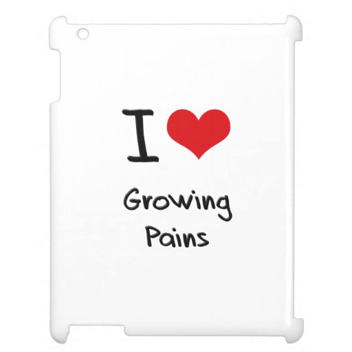 I Love Growing Pains Cover For The iPad