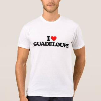 I LOVE GUADELOUPE SHIRTS