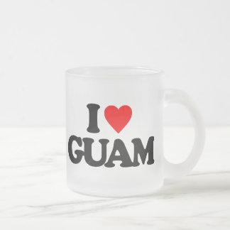 I LOVE GUAM MUGS