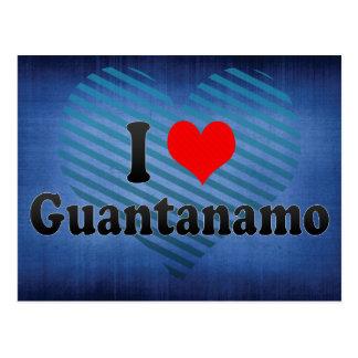 I Love Guantanamo, Cuba Postcard
