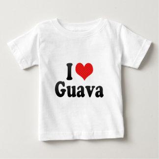 I Love Guava Baby T-Shirt