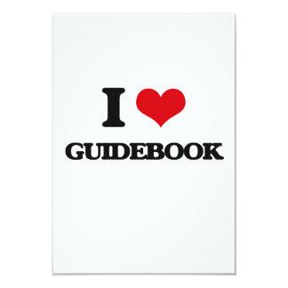 I love Guidebook Custom Announcement