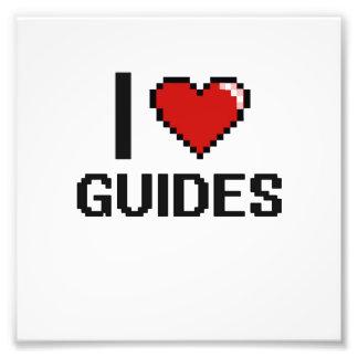 I love Guides Photo Print