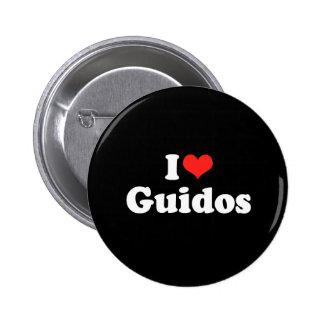 I Love Guidos Button