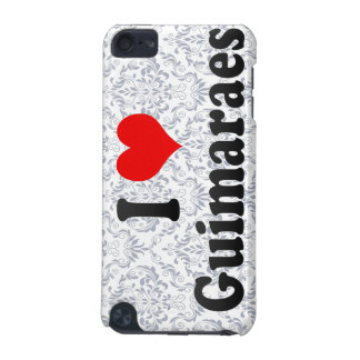 I Love Guimaraes, Portugal iPod Touch 5G Cover