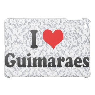 I Love Guimaraes, Portugal iPad Mini Cover