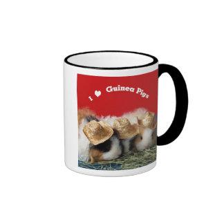 I Love Guinea Pigs Mug
