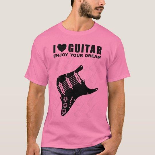 I LOVE GUITAR 4 T-Shirt