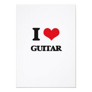 I love Guitar Cards