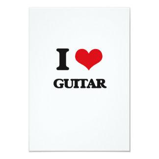 I love Guitar Custom Announcements