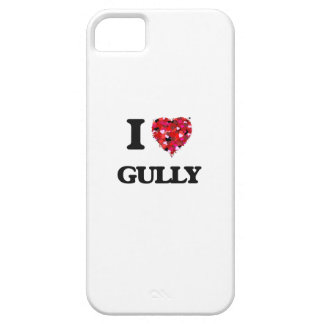 I Love Gully iPhone 5 Cases