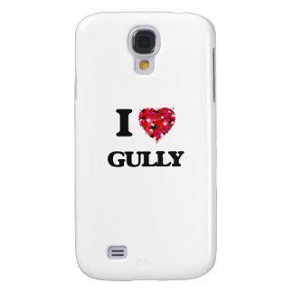 I Love Gully Galaxy S4 Covers