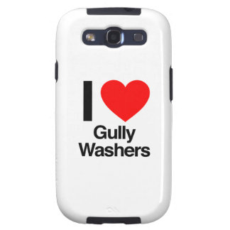i love gully washers samsung galaxy s3 cover