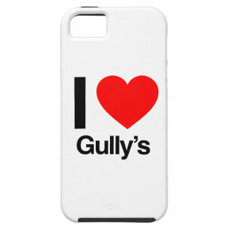 i love gully's iPhone 5 cover