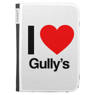 i love gully's kindle 3 covers