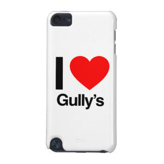 i love gully's iPod touch (5th generation) covers