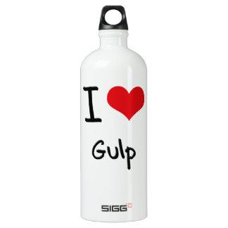 I Love Gulp SIGG Traveler 1.0L Water Bottle