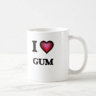 I love Gum Coffee Mug