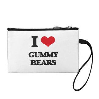 I love Gummy Bears Coin Wallets