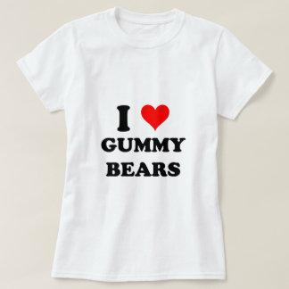 I Love Gummy Bears T-Shirt