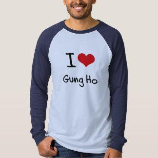 I Love Gung Ho Tee Shirt