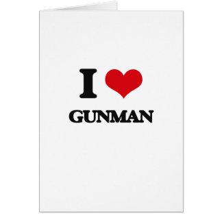 I love Gunman Cards