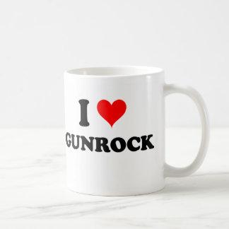 I Love Gunrock Massachusetts Mug