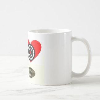 I love Guns Coffee Mug