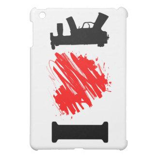 I Love Guns iPad Mini Cases