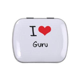 I Love Guru Jelly Belly Tins