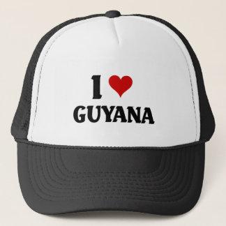 I love Guyana Trucker Hat