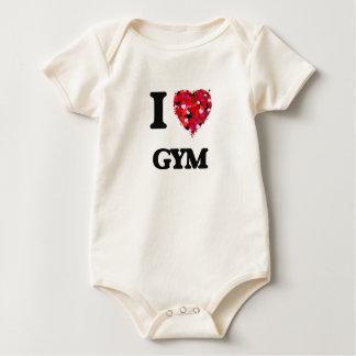 I Love Gym Bodysuit