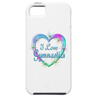 I Love Gymnastics iPhone 5 Covers