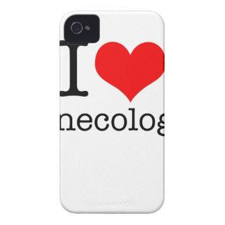 I Love Gynecologist iPhone 4 Case-Mate Case