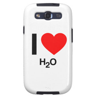 i love h2o samsung galaxy s3 cover