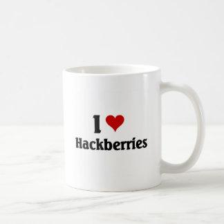 I love Hackberries Coffee Mug