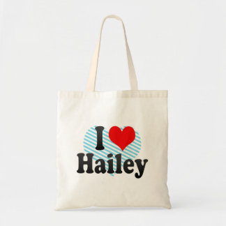 I love Hailey Bag