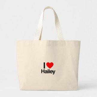 i love hailey bags
