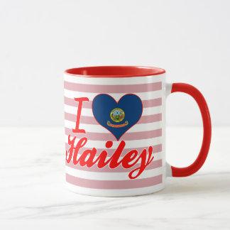 I Love Hailey, Idaho Mug