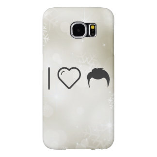 I Love Hairstyles Samsung Galaxy S6 Cases