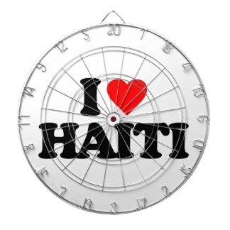 I LOVE HAITI DART BOARDS