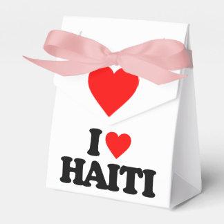 I LOVE HAITI FAVOR BOXES