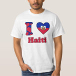 I love Haiti Playera