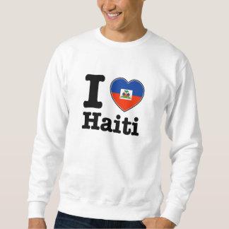 I love Haiti Sweatshirt